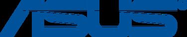 Logo najlepszych laptopów marki asus