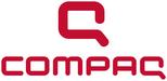 Logo laptów marki compaq