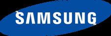 Logo laptopów i netbooków marki samsung