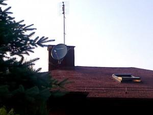 antena satelitarna 4